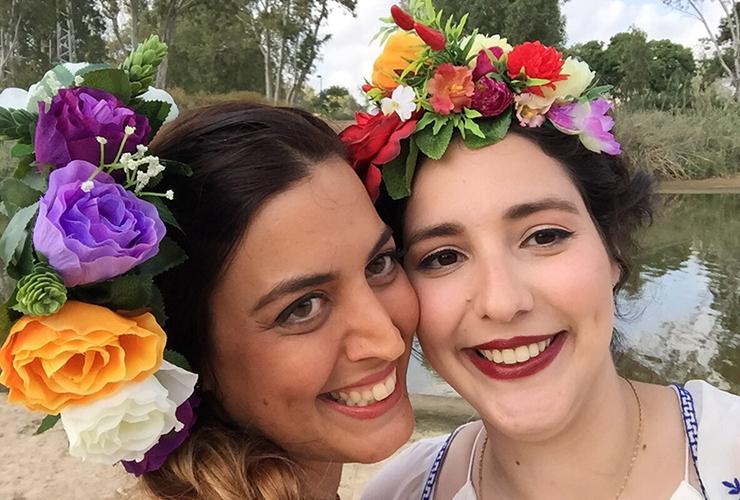 איפור ושיער, חתונה מקסיקנית
